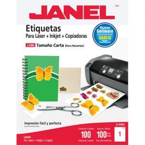 E1851-J5165 - etiquetas