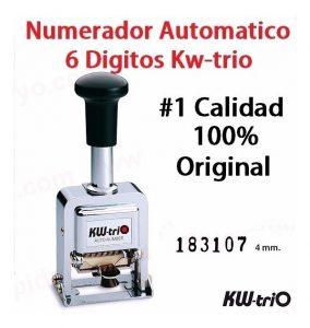 F0254 - Numerador automatico