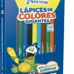 P2238 - lapices de colores gigantes