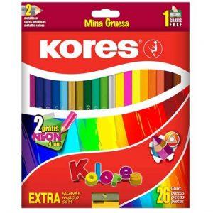 P2332 - colores kores