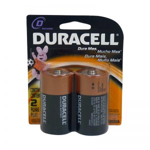 Pilas Duracell