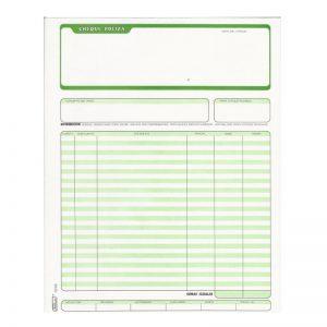 Y0014 - Formatos de cheques de poliza