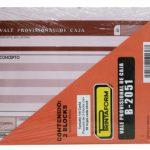 Y0112 - Vales provisionales de caja